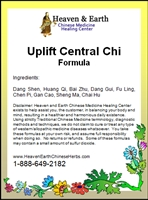 Uplift Central Chi Formula