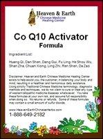 Co Q10 Activator Formula