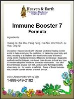 Immune Booster 7 Formula