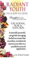 Radiant Youth Face & Body Tea Cream