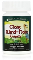 Clear Wind Heat Teapills