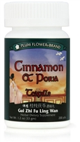 Cinnamon and Poria Teapills