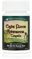 Eight Flavor Rehmannia Teapills