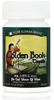 Golden Book Teapills