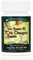 The Snake & The Dragon Teapills