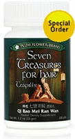 Seven Treasures For Hair Teapills