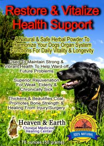 Restore & Vitalize Health Support Powder
