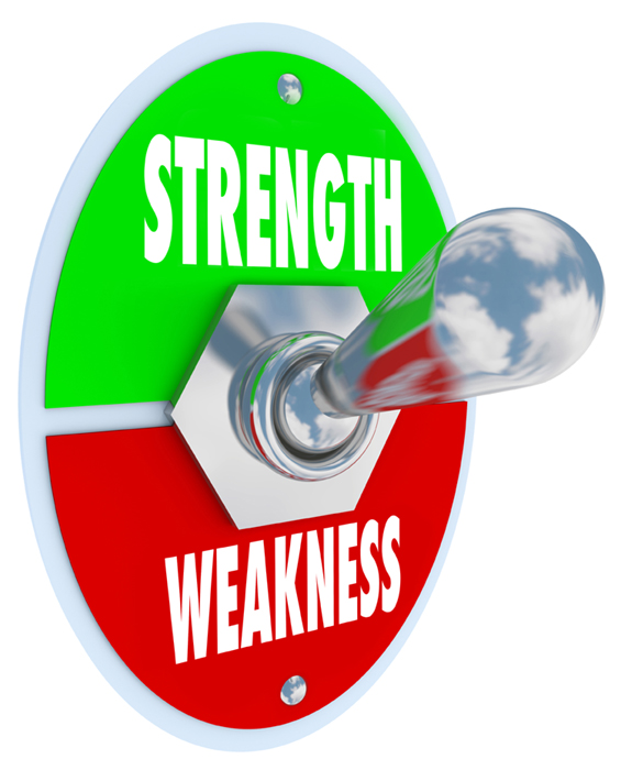 Strength vs. Weakness Switch