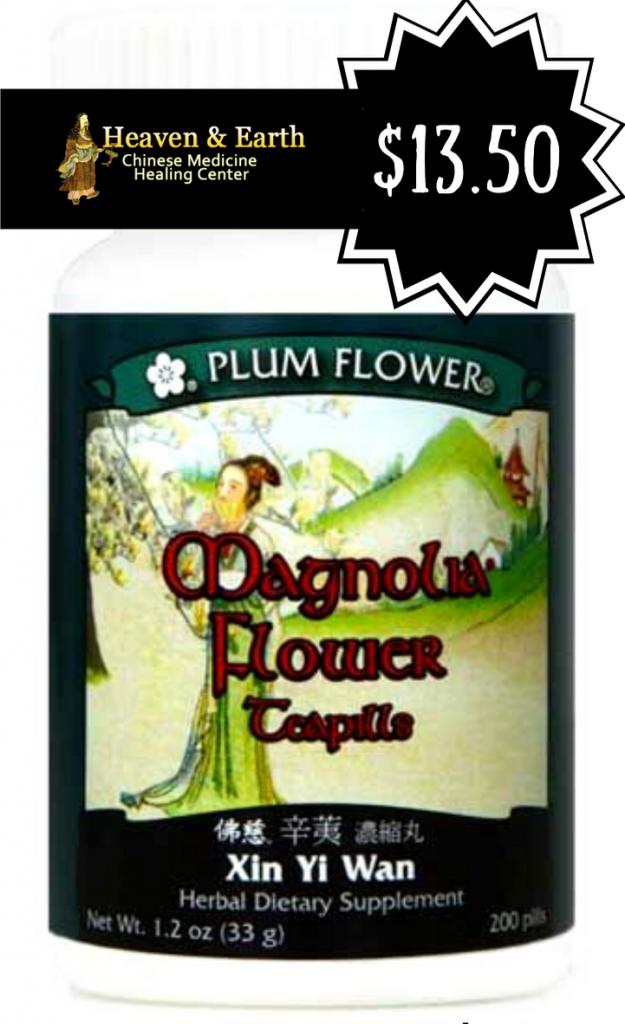 Magnolia Flower Teapills Black Friday Special