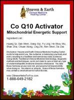 Co Q10 Activator Formula - Detail Image