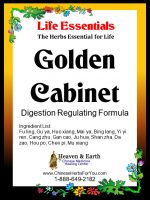 NEW Golden Cabinet Chinese Herbs